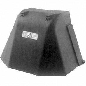 Déflecteur arrière d'origine CASTELGARDEN pour modèle 72 cm. Remplace références d'origine 99900090/0 et 99900090/1