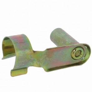 Attache - H: 32mm, Ø: axe: 8mm, Longueur axe: 19mm, Ø: broche: 14mm