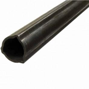 Tube de transmission extérieur pour mâchoire avec croisillon de 22 X 54mm. Section: 33X2,6mm L: 1m