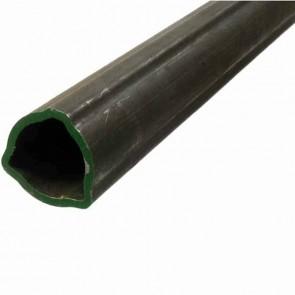 Tube de transmission extérieur pour mâchoire avec croisillon de 23,8 X 61,2mm. Section 36X3,4mm L: 1m