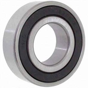 Roulement de roue adaptable pour TORO / WHEEL HORSE et SNAPPER - Largeur: 15mm, Ø int: 25mm, Ø: ext.: 52mm. Remplace origine: 113514, 18767