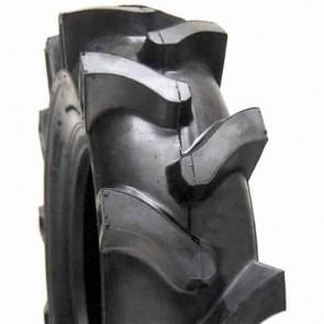 Pneumatique profil agraire 4 plis pour motoculteur - Dimensions: 400 x 4 - (Montage avec chambre air)