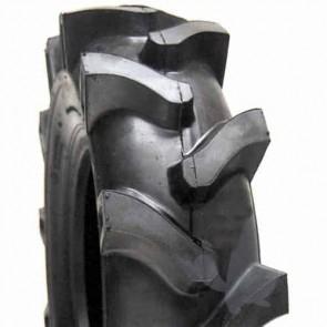Pneumatique profil agraire 4 plis pour motoculteur - Dimensions: 350 x 6 - (Montage avec chambre air)