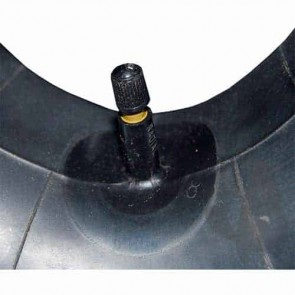 Chambre à air SHAK Valve Droite TR13 - Dimensions: 350-6, 400-6
