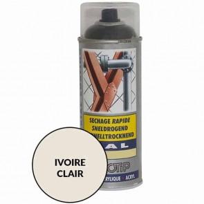 Peinture ivoire clair, aérosol 400 ML