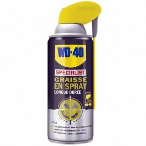 Graisse longue durée WD-40 SPECIALIST 400 ml avec bec Smartstraw