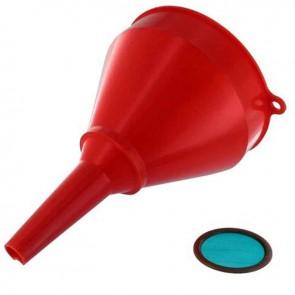 Entonnoir en plastique avec Filtre Ø: 145mm