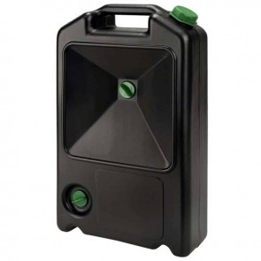 Bac de vidange Multi-usages, 7 litres - Permet une vidange directe-dimensions : 500 X 300 X 130mm