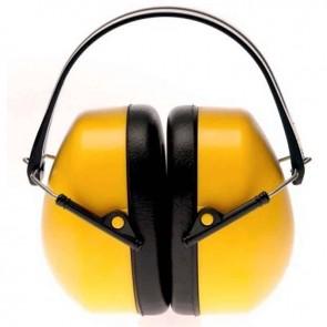 Casque anti-bruit avec oreillettes réglables. Agréation EN352-1
