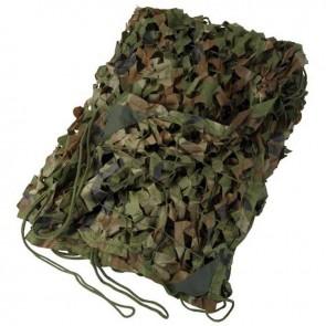 Filet de camouflage de 2 x 3m, livré avec sac de rangement
