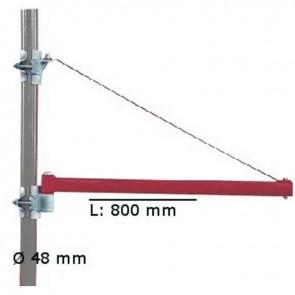 Palan électrique 230V - 980W, Puissance de levage : 200 / 400 Kg- Hauteur de levée : 12 / 6 m
