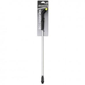 Lance télescopique aluminium MAROLEX sans poignée pour pulvérisateur. Longueur 135cm