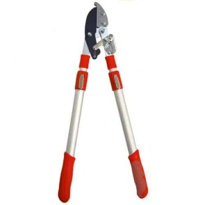 OZAKI - Coupe branche pour bois durs -  Bras télescopique en alu - Lames enclumes - Diamètre de coupe 50 mm
