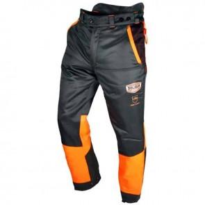 Pantalon de bûcheronnage - Multi-poches Norme CE EN381-5, Classe 1, 8 couches, type A Taille XL- (50/52)