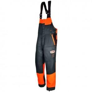 Salopette de bûcheronnage - Multi-poches - Norme CE EN38-5, Classe 1, type A - Taille L (46/48)