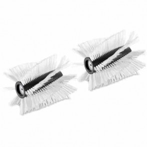 Set brosse spéciale pour balayeuse CRAMER HVR - nylon