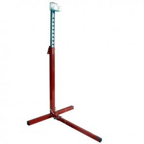 Lève-tondeuse pour soutien frontal avec hauteur réglable. Capacité: 100kg