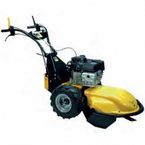 Débroussailleuse sur roues professionnelle - Moteur Honda GXV340 - 4 vitesses avant de 2,4 à 5 km/h - Largeur de travail 65 cm