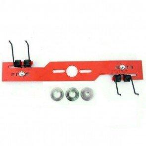 Kit scarificateur universel pour tondeuse à gazon