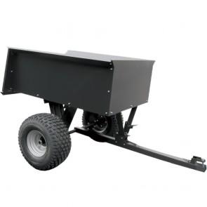 Remorque basculante en acier pour quad ATV - 680 kg