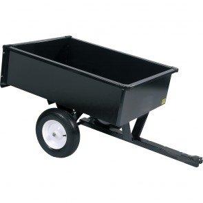 Remorque basculante en acier - 300 kg