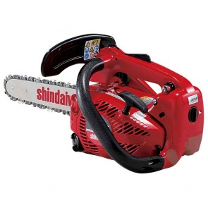 SHINDAIWA 280TS - Elagueuse super légère - 26,9 cc - 1,04 kW - Guide 25 cm - 3,0 kg - démarrage facile