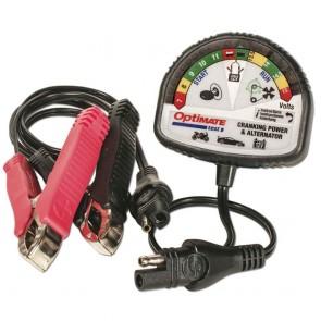 Optimate TS120N  - Testeur de batterie et de système de charge-alternateur - Lithium LFP - LiFePO4