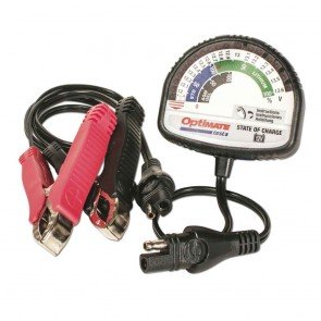 Optimate TS126N  - Testeur de batterie et de système de charge-alternateur - Plomb-acide et Lithium LFP - LiFePO4