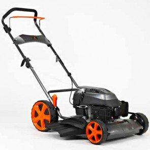 TREX GL51 YHL-B - Tondeuse à essence - châssis en acier - Coupe 51 cm - Mulching - éjection latérale (Tondeuse)